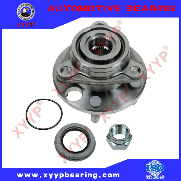 Automotive wheel hub assembly 513017K